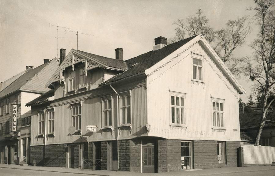 Bilde av Lauritz Pedersen   Slagteri og Pølseri