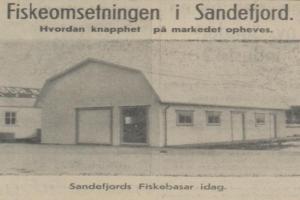 Bilde av Sandefjord Fiskebar