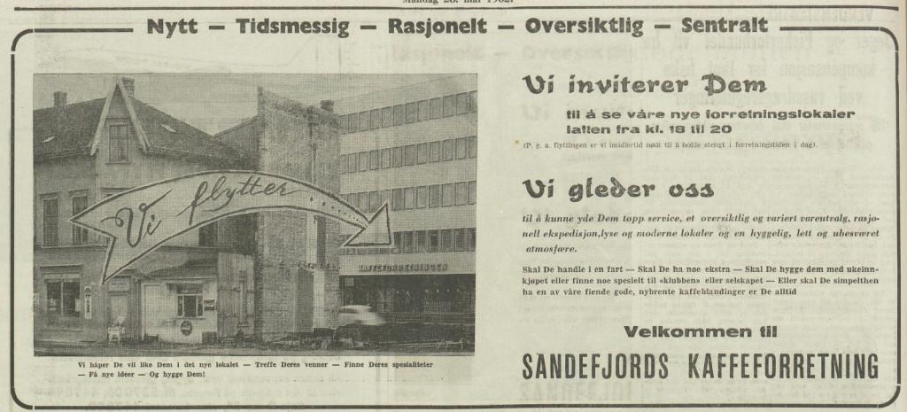 Bilde av Annonse - 1962