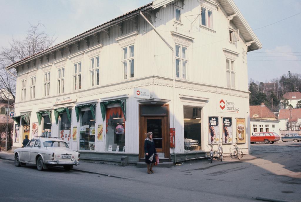 Bilde av Hans Sperre kolonial