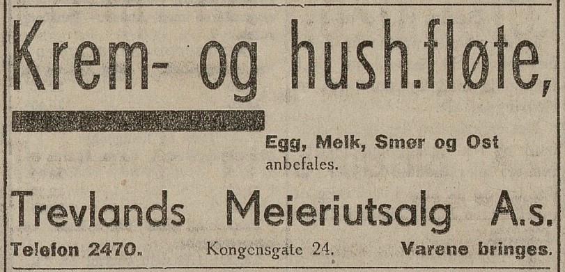 Bilde av Annonse / 1932