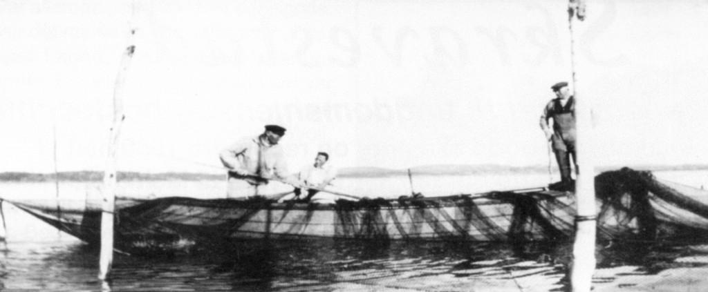 Bilde av Fiskere ved Natholmen