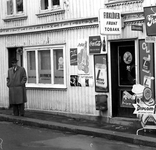 Bilde av Herrefrisør og barberer - Prinsens gate 28