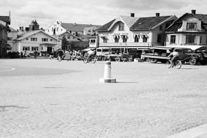 Bilde av Fredsåret 1945