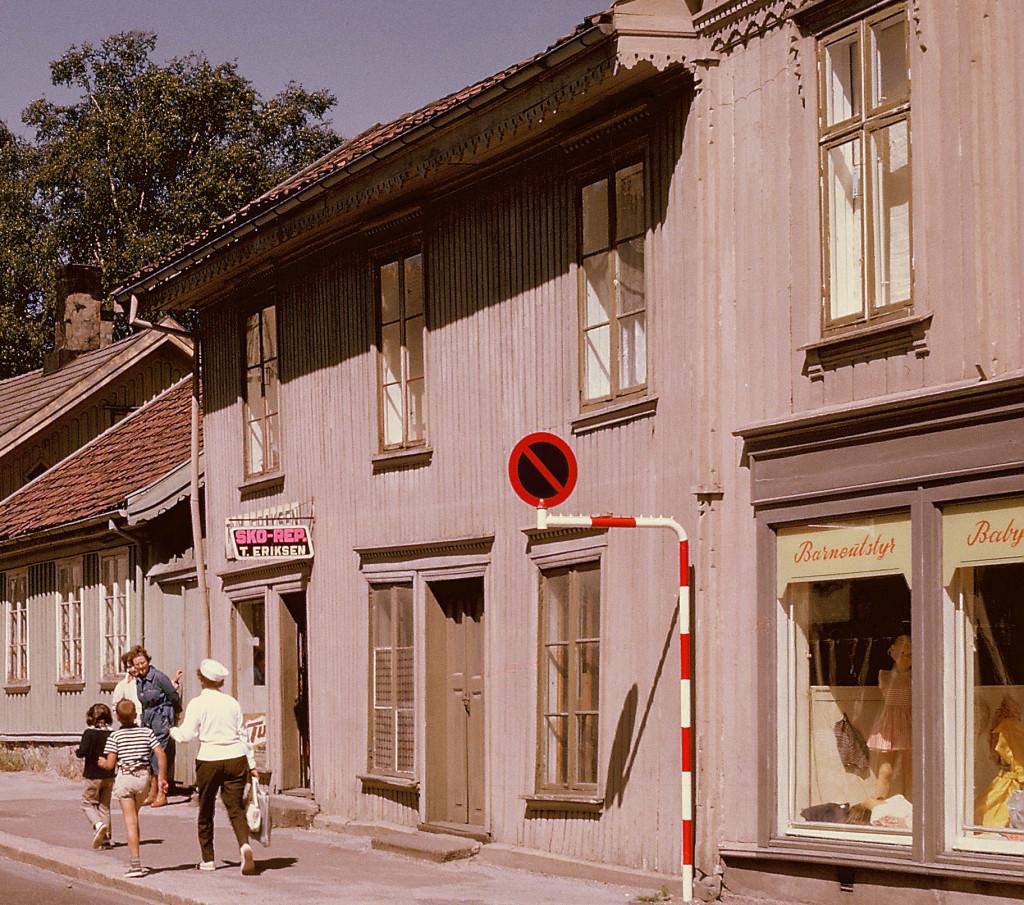 Bilde av Skomaker Thv. Eriksen