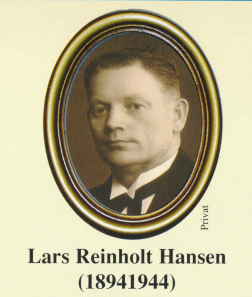 Bilde av Lars Reinholt Hansen