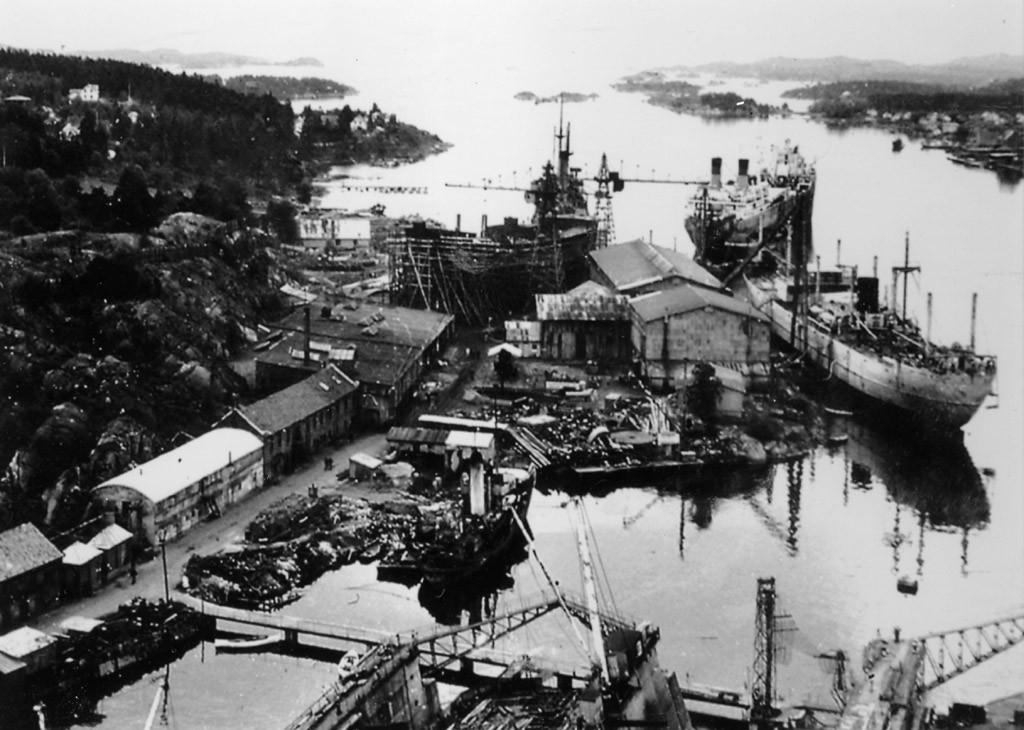 Bilde av Etter krigen