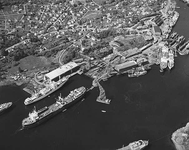 Bilde av Oversiktsbilde 1956 - 1969