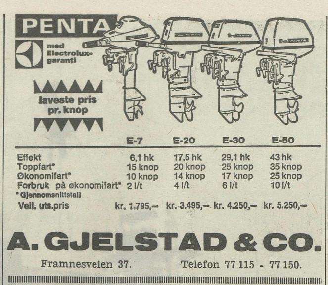 Bilde av 1964 - annonse