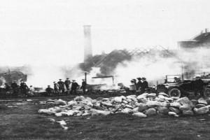 Bilde av Brann 1922