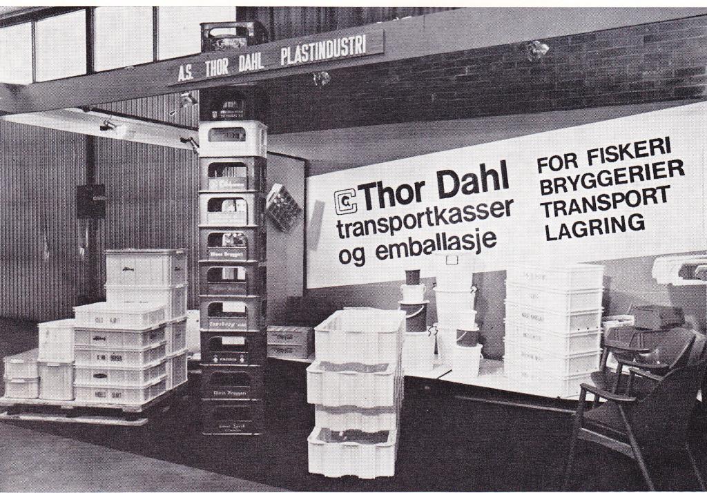 Bilde av A/S Thor Dahl Plastindustri