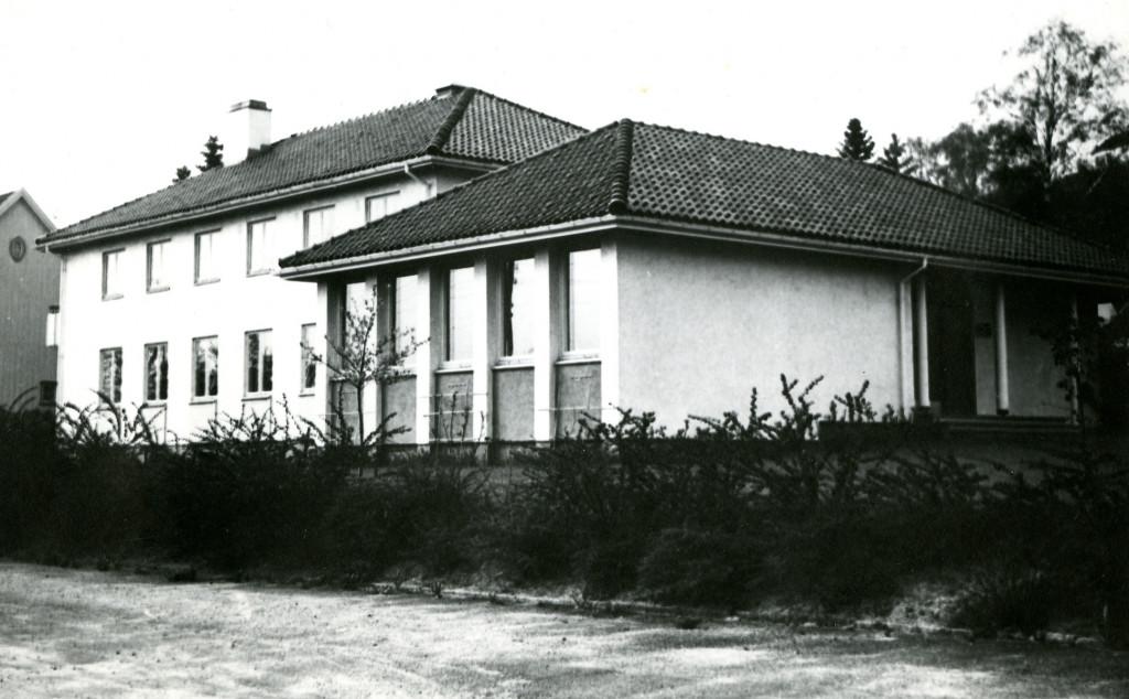 Bilde av Sorenskriverhuset/Sandarveien 1