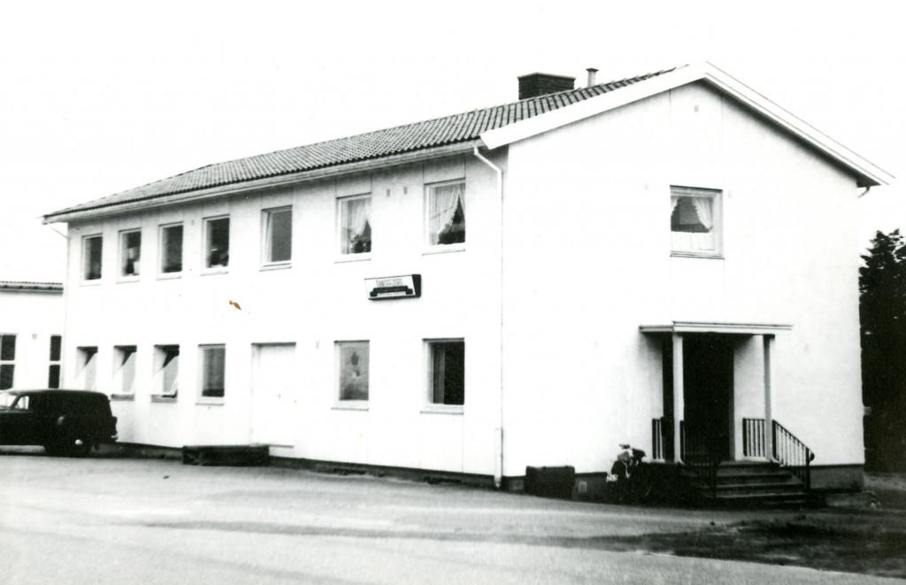 Bilde av Sandefjord Margarinfabrikk/Peder Bogens gate 4b