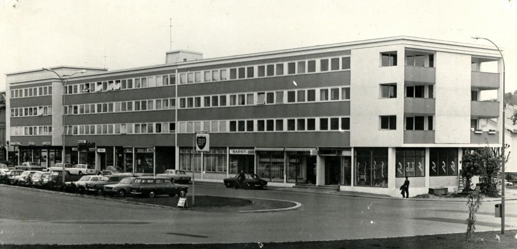 Bilde av Globusgården/Dronningens gate 1