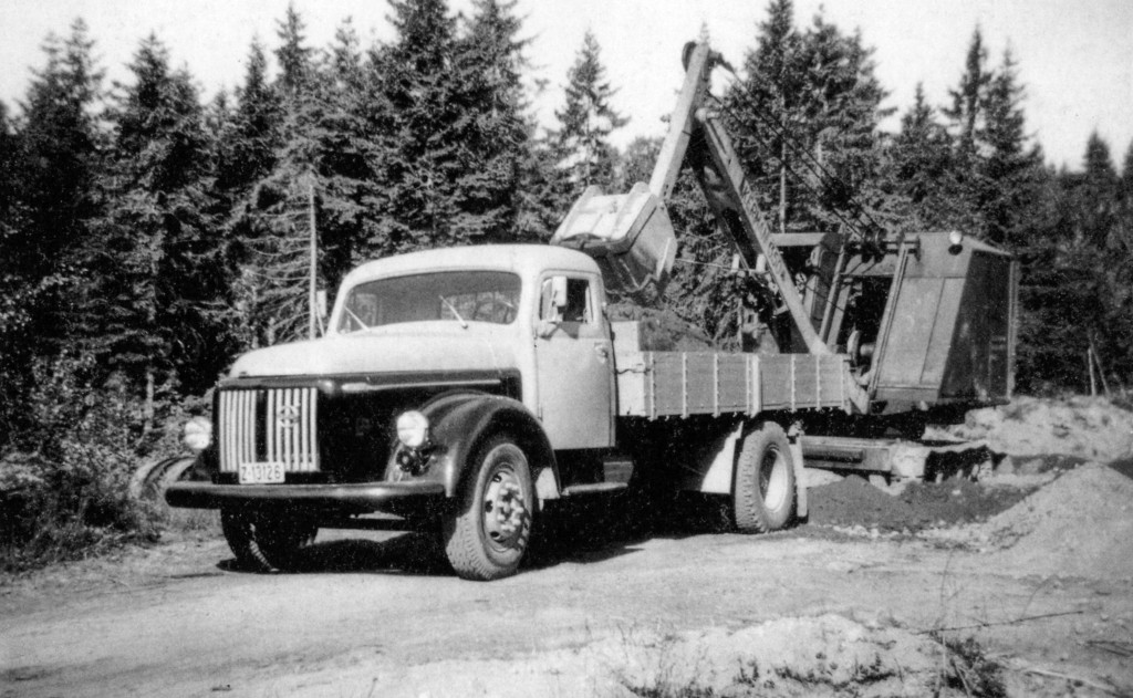 Bilde av Volvo lastebil