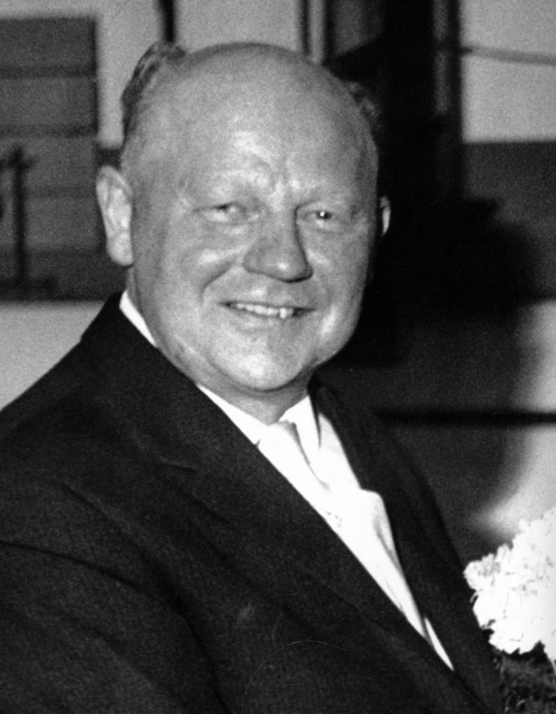 Bilde av Thorstein Hansen (1912 - 1974)
