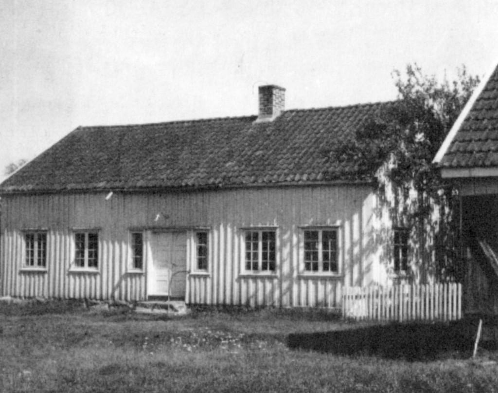 Bilde av Bergan Store/Hystadveien ved Enga