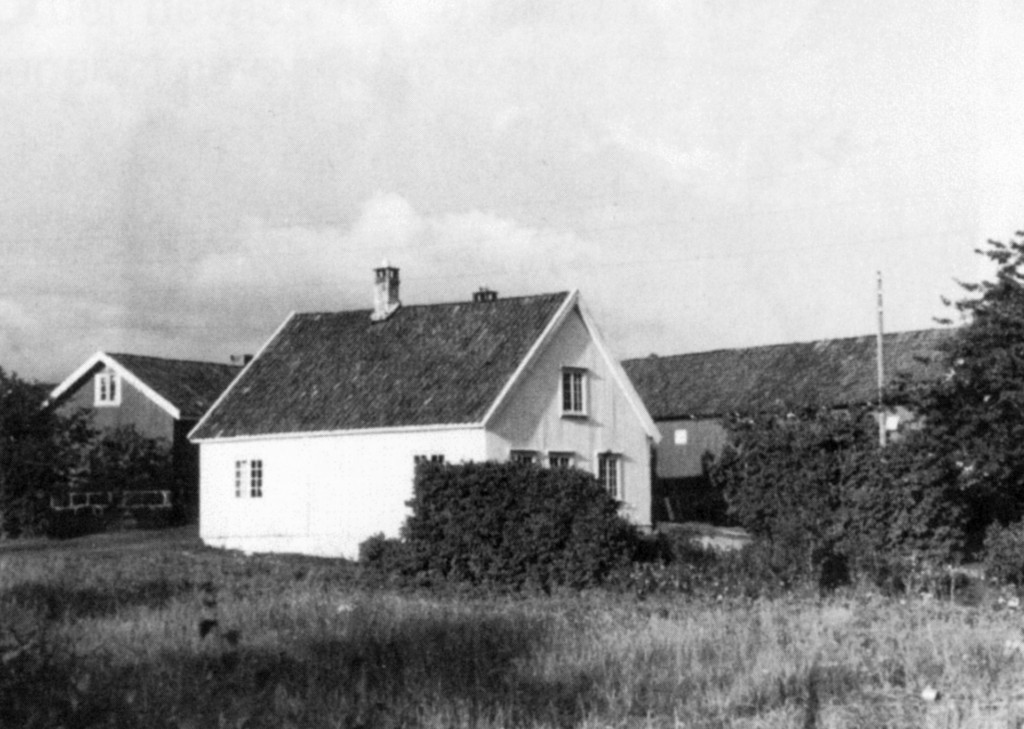 Bilde av Østre bruket på Vestre Buer