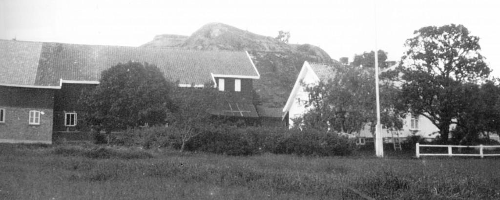 Bilde av Nordre Bugården /Lensmannsgården/