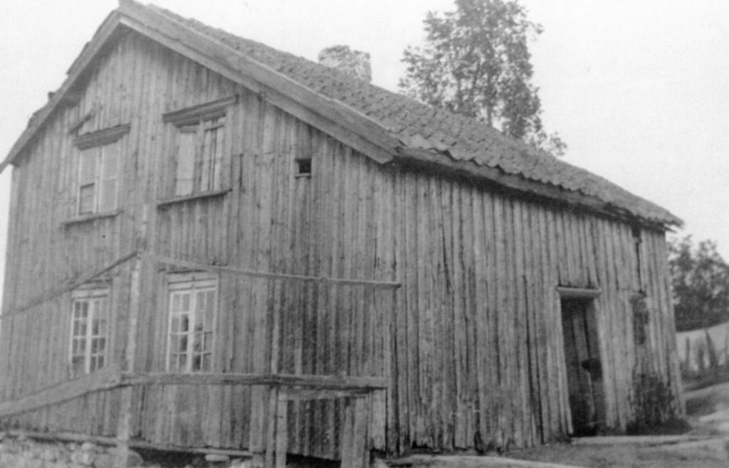 Bilde av Gamle våningshuset