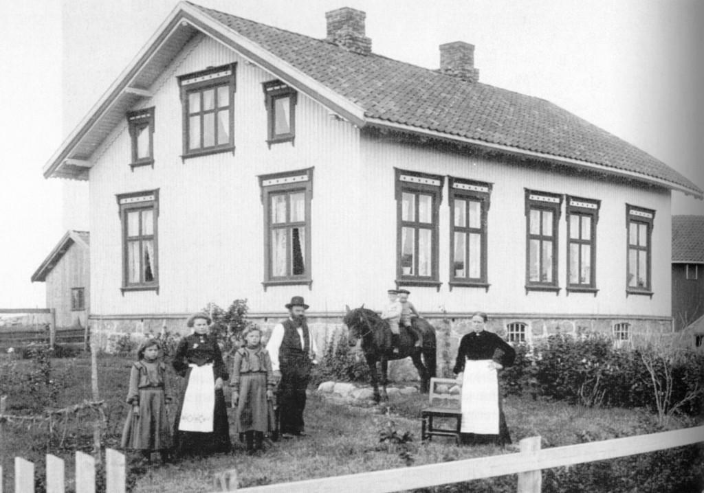 Bilde av Klinestad gård