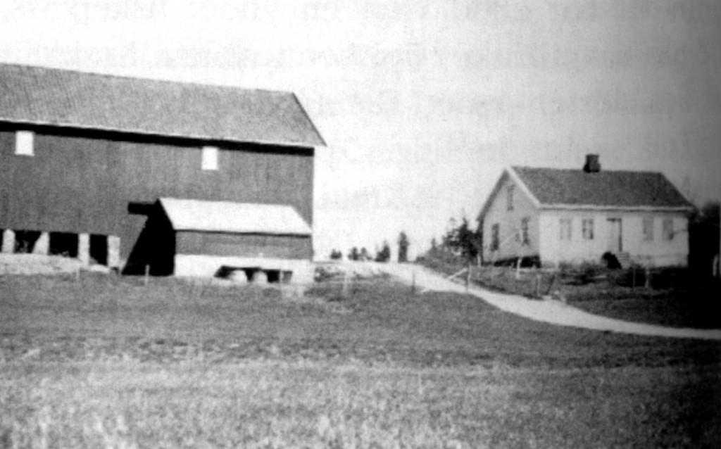 Bilde av Lofterød gård