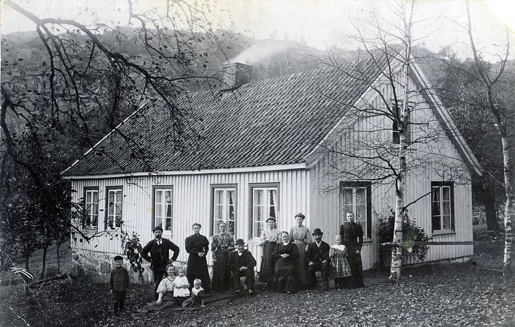 Bilde av Østre Ormestad