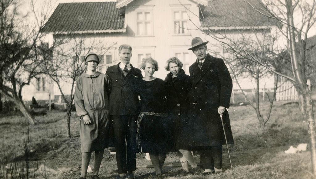 Bilde av Familiebilde