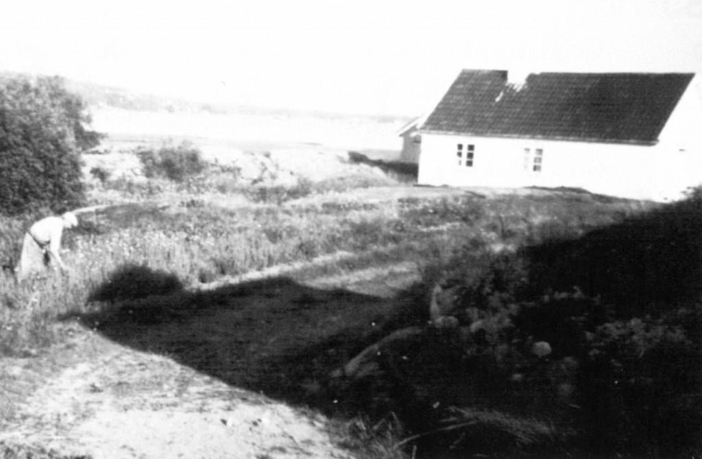Bilde av Skolestua sør på Sjuve
