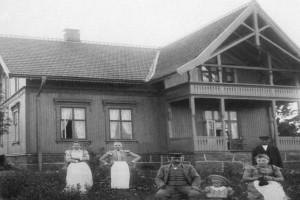 Bilde av Haukerød nordre