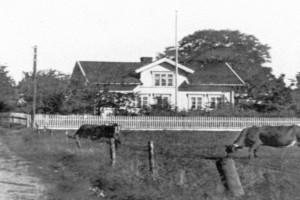 Bilde av Johannessens gård på Vindal