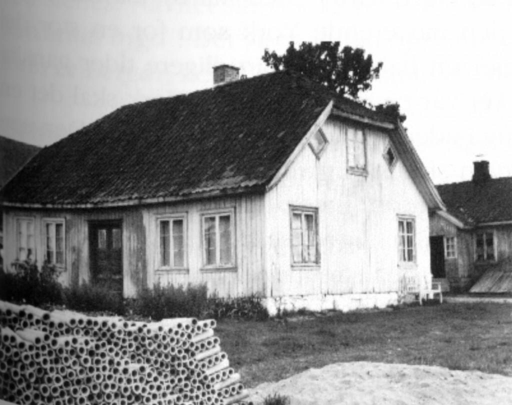Bilde av Vataker gård / Lingelemveien