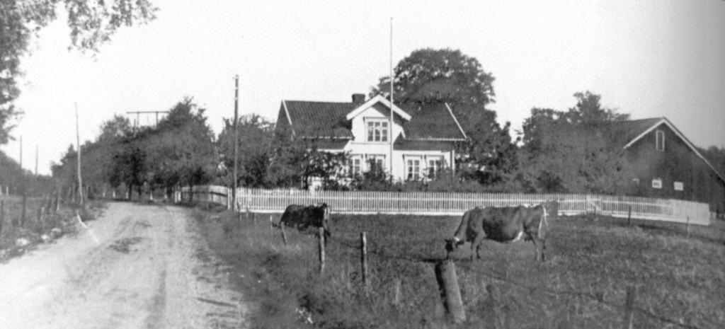 Bilde av Johannessens gård/Vindalveien 42