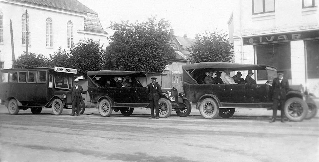 Bilde av Midt i 1920-årene