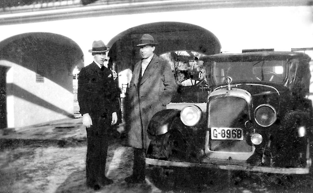 Bilde av Overland, 1925 - 1927 modell