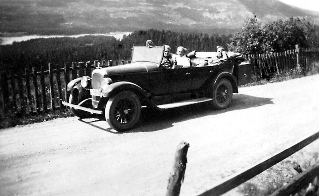 Bilde av Overland 1925 - 1927 modell