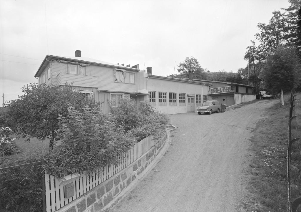Bilde av Gokstadveien 27 / Prestehagen Trevarefabrikk