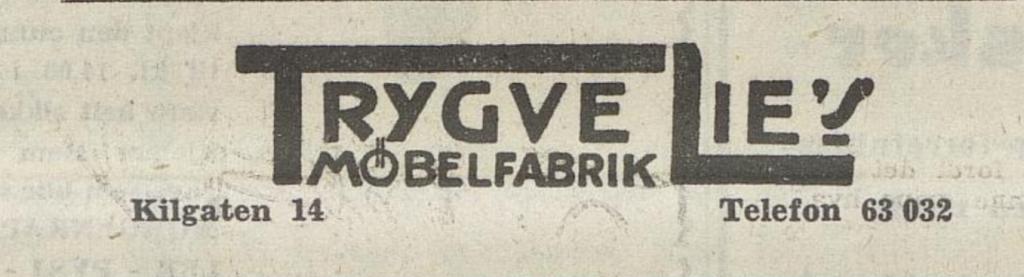 Bilde av Annonse 1963