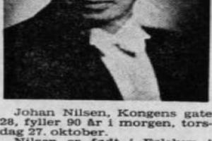 Bilde av Johan Nilsen Møbelfabrikk