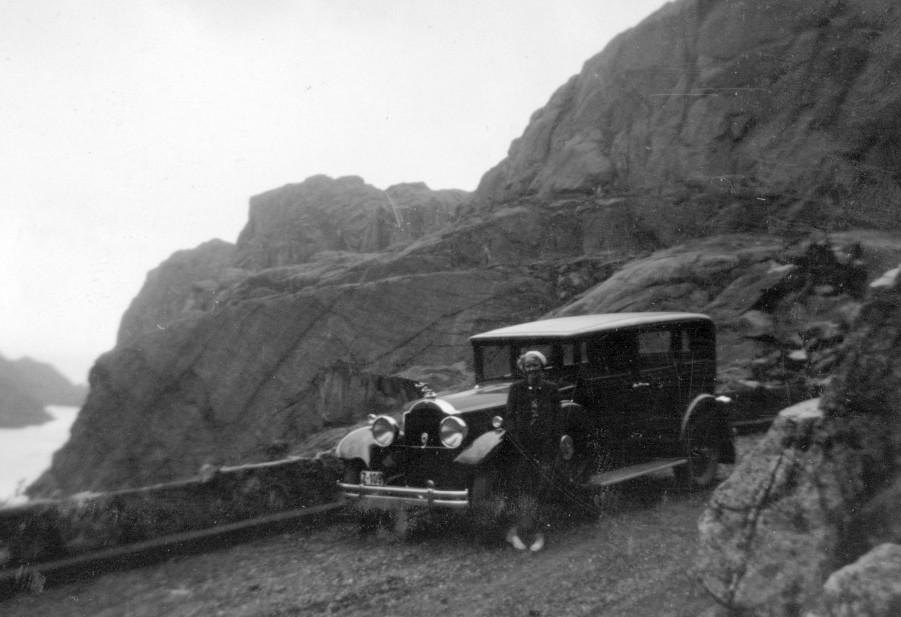 Bilde av Packard 1930 modell, Z-109