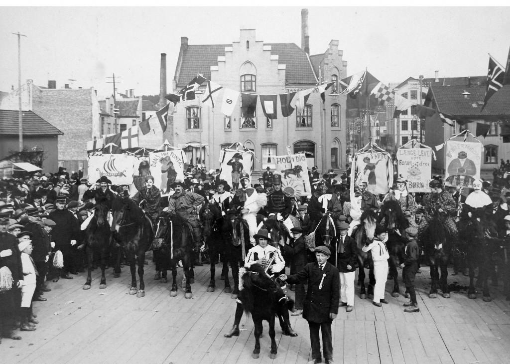 Bilde av 17. mai 1914