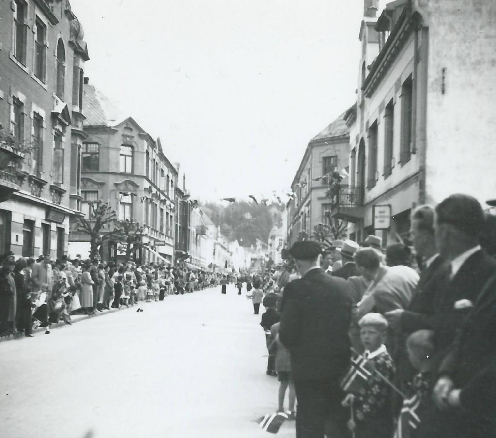 Bilde av Kongens gate