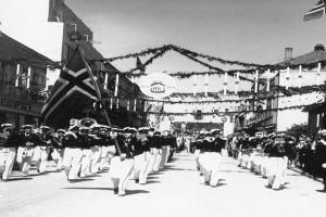 Bilde av 100 års jubileum
