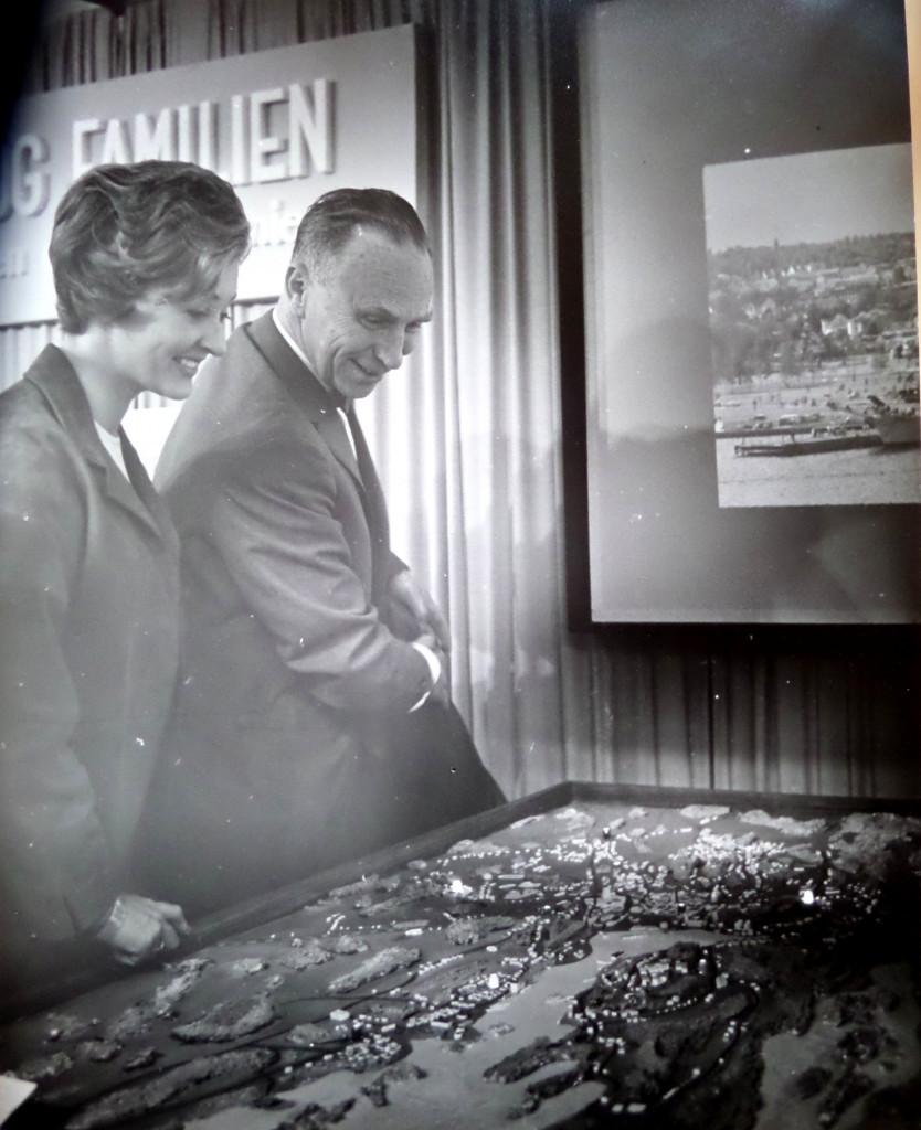 Bilde av Hus og hjem i 1965