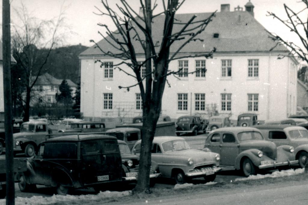 Bilde av Sandar Herredshus 1