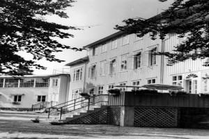 Bilde av Tuberkulosehjemmet i Preståsen