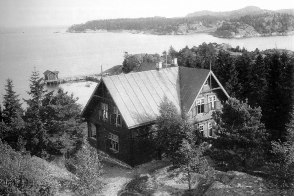 Bilde av Hovedbygning på Storøya
