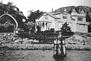 Bilde av Dansemestervillaen og Djevleporten