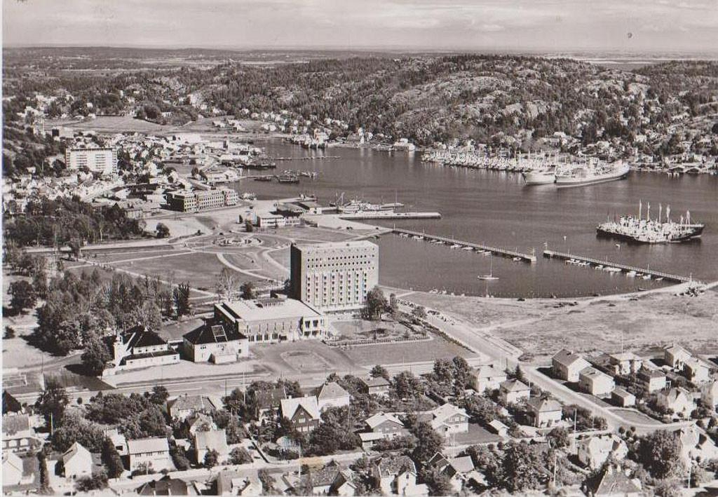 Bilde av Havneområdet og Indre Havn