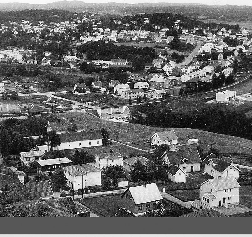 Bilde av Utsikt fra Mokollen mort syd vest
